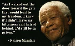 Mandela prison release